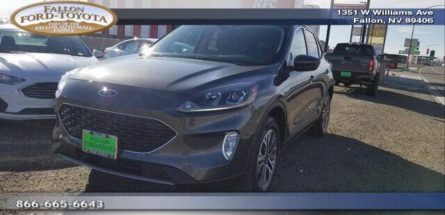 2020 Ford Escape SEL Fallon NV