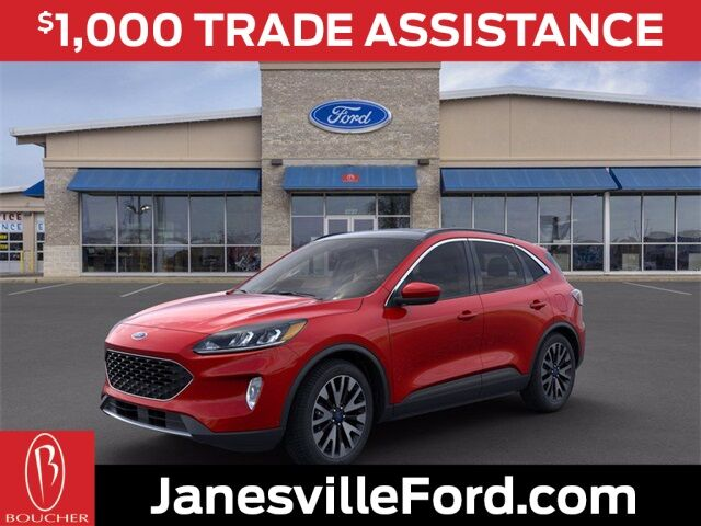 2020 Ford Escape SEL Janesville WI