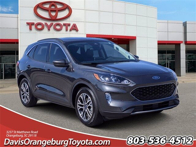 2020 Ford Escape SEL Orangeburg SC