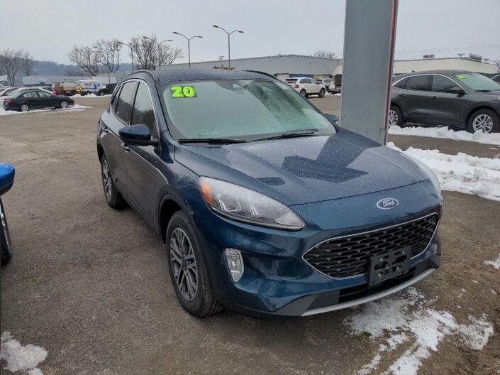 2020 Ford Escape SEL Owego NY