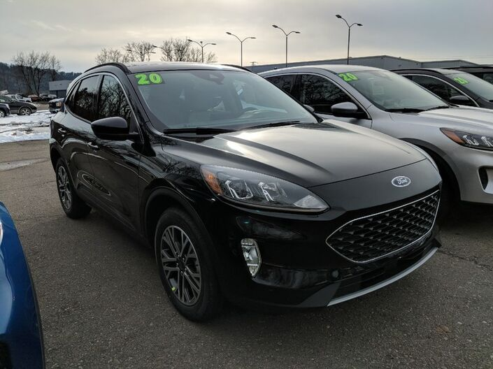 2020 Ford Escape SEL Owego NY