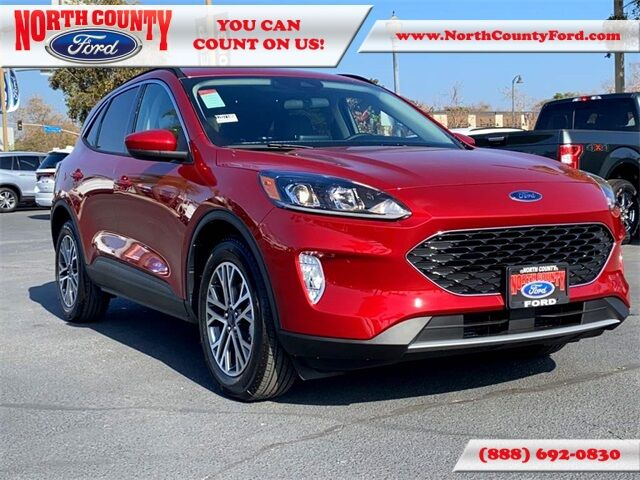 2020 Ford Escape SEL San Diego County CA
