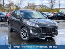 2020 Ford Escape SEL South Burlington VT
