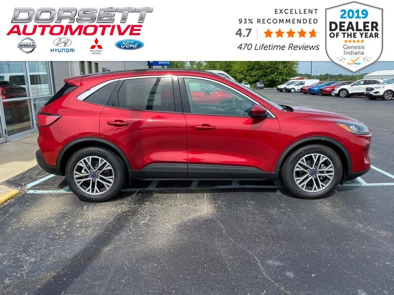2020 Ford Escape SEL Marshall IL