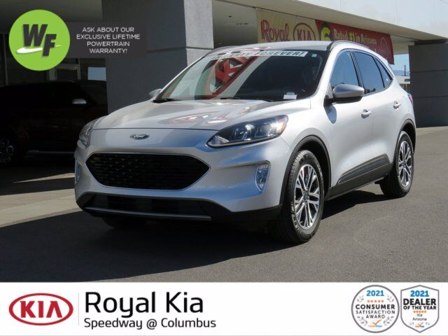 2020 Ford Escape SEL Tucson AZ