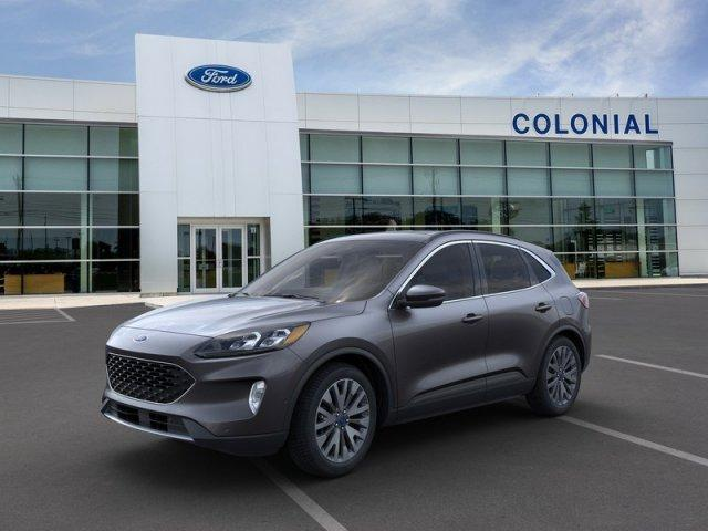 2020 Ford Escape Titanium AWD Marlborough MA