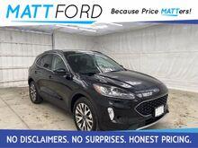 2020_Ford_Escape_Titanium_ Kansas City MO