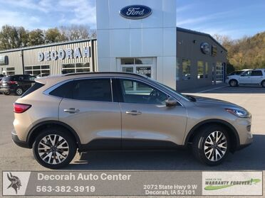 2020_Ford_Escape_Titanium_ Decorah IA