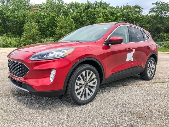 2020 Ford Escape Titanium Essex ON