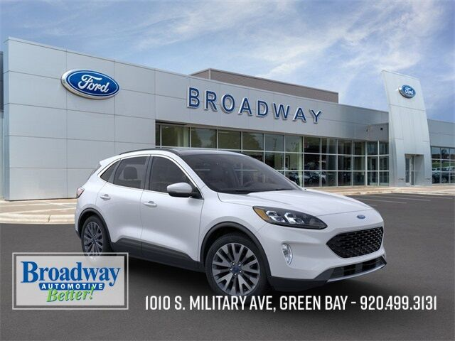 2020 Ford Escape Titanium Green Bay WI