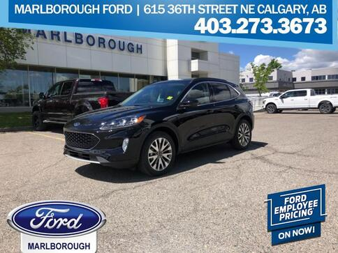 2020_Ford_Escape_Titanium Hybrid 4WD_ Calgary AB