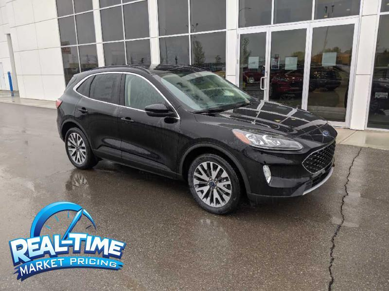 2020 Ford Escape Titanium Hybrid 4WD High River AB