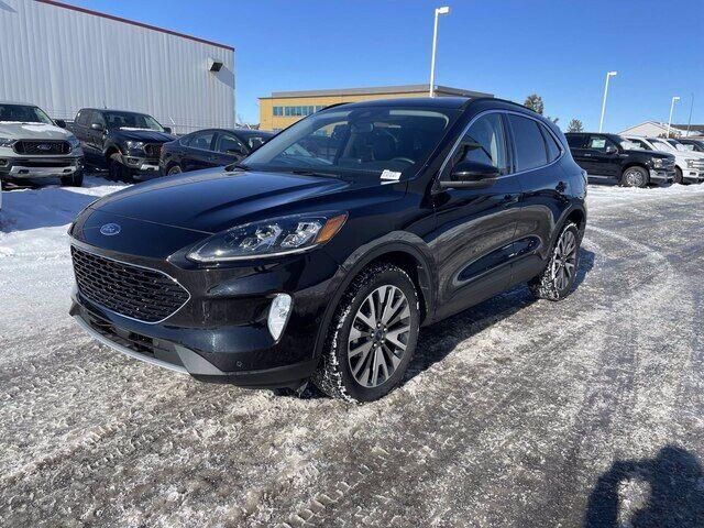 2020 Ford Escape Titanium Hybrid AWD - LEATHER NAV Calgary AB