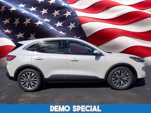 2020 Ford Escape Titanium Hybrid Tampa FL