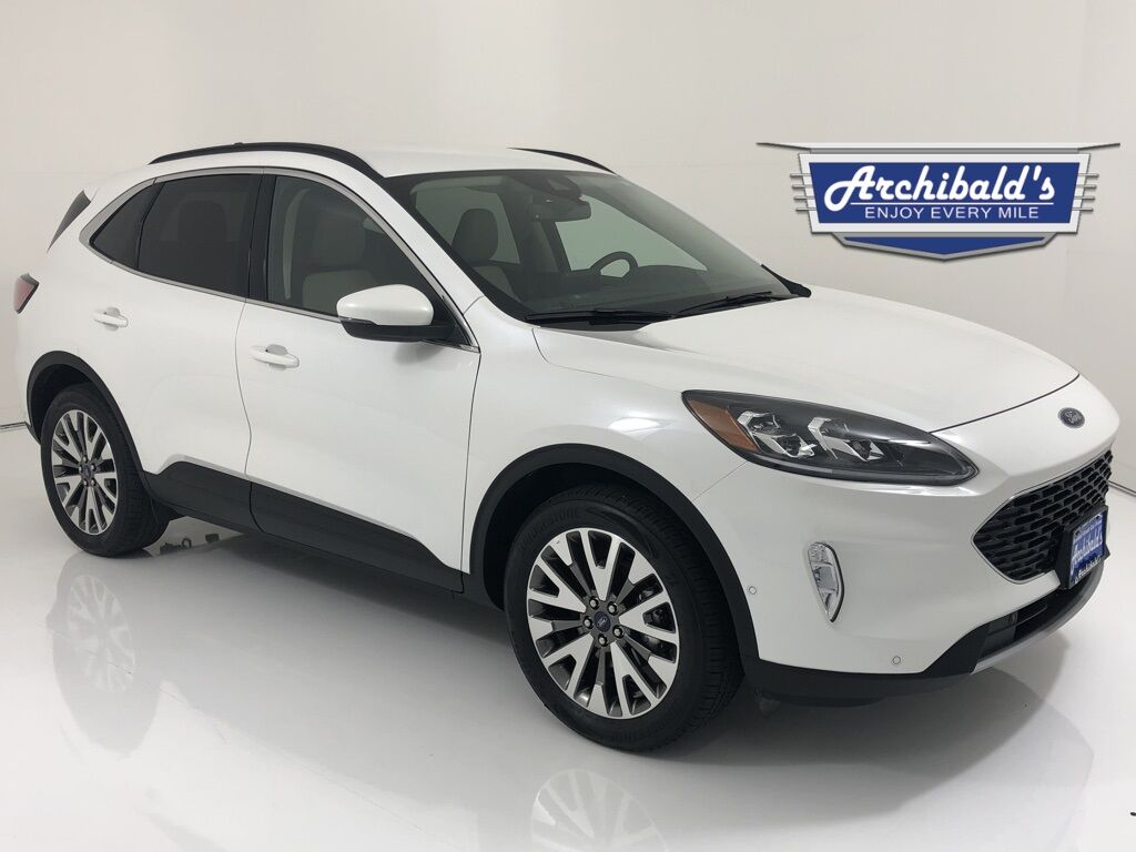 2020 Ford Escape Titanium Kennewick WA