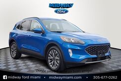 2020_Ford_Escape_Titanium_ Miami FL