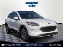 2020_Ford_Escape_Titanium_ Miami FL