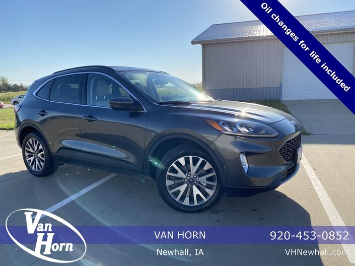 2020 Ford Escape Titanium Milwaukee WI
