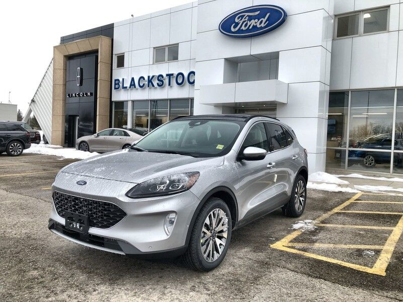 2020 Ford Escape Titanium Mono ON