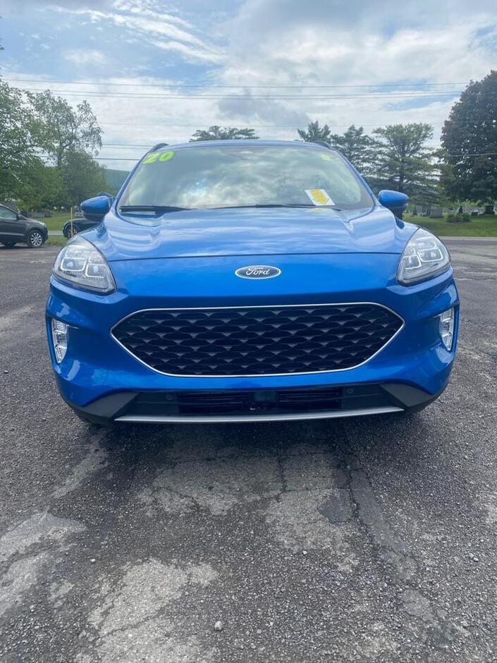 2020 Ford Escape Titanium Owego NY