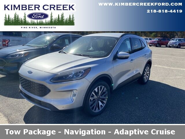 2020 Ford Escape Titanium Pine River MN