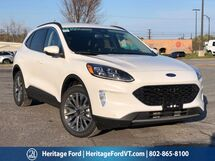 2020 Ford Escape Titanium South Burlington VT