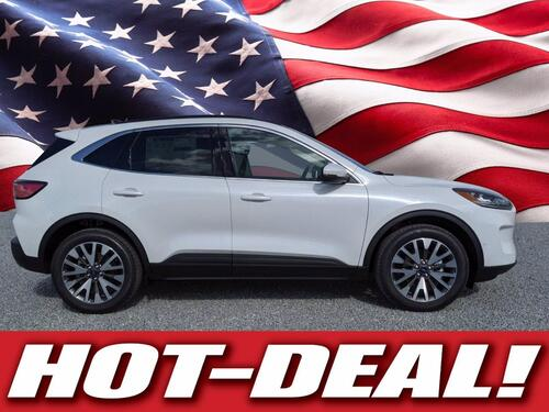 2020 Ford Escape Titanium Tampa FL