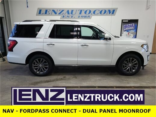 2020_Ford_Expedition_4X4 Limited_ Fond du Lac WI