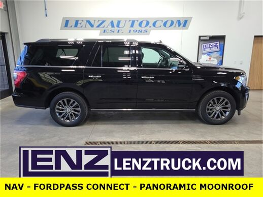 2020_Ford_Expedition EL/Max_4x4 Limited_ Fond du Lac WI
