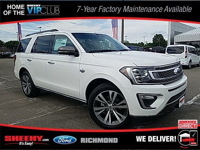 2020 Ford Expedition King Ranch Richmond VA