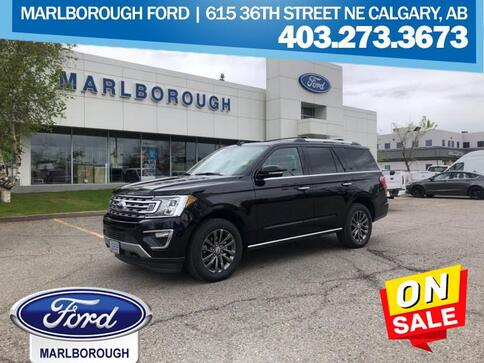 2020_Ford_Expedition_Limited  - Navigation -  Sunroof_ Calgary AB