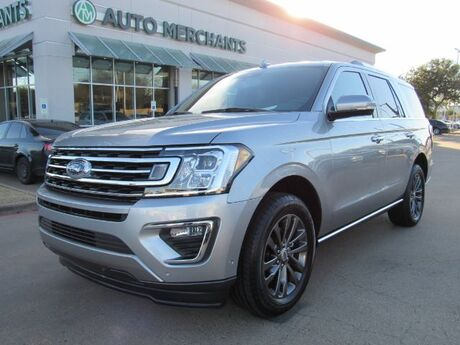 2020 Ford Expedition Limited 2WD NAV, HEATED & COOLED SEATS, BACKUP CAM, POWERED 3RD ROW WIRELESS PHONE CHARGER, REAR ENT Plano TX
