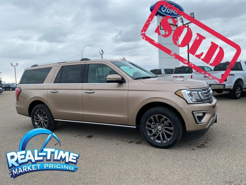2020 Ford Expedition Limited Max High River AB