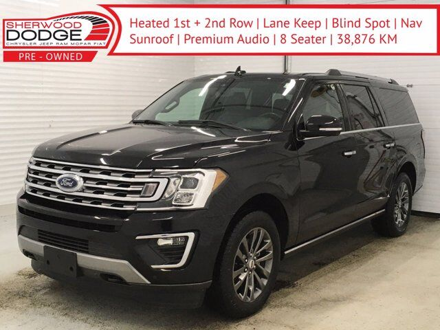 2020 Ford Expedition Limited Max Sherwood Park AB