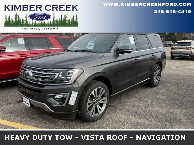 2020 Ford Expedition Limited Pine River MN