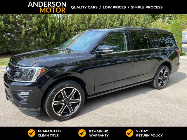 2020 Ford Expedition MAX Limited 4WD Salt Lake City UT