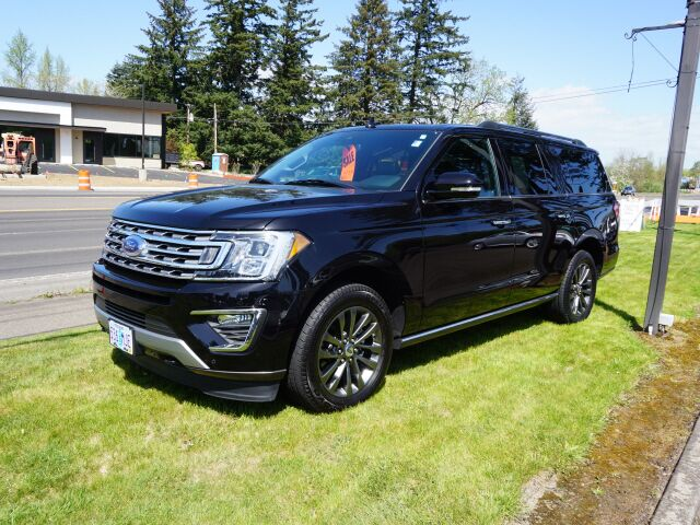 2020 Ford Expedition MAX Limited McMinnville OR