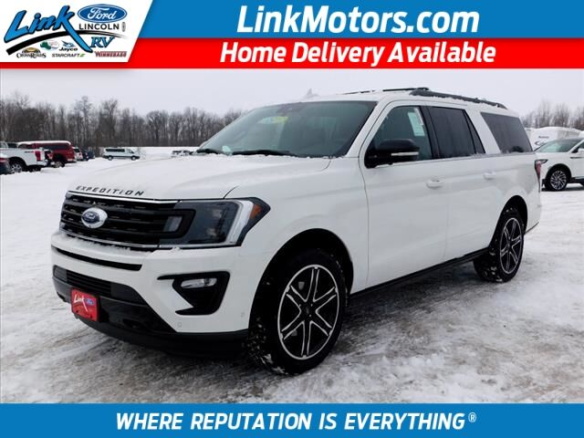 2020 Ford Expedition MAX Limited Rice Lake WI