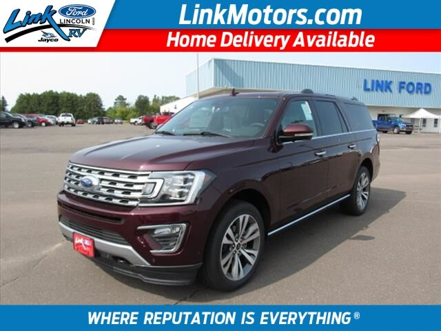 2020 Ford Expedition MAX Limited Minong WI