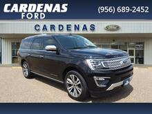 2020_Ford_Expedition MAX_Platinum_ Brownsville TX