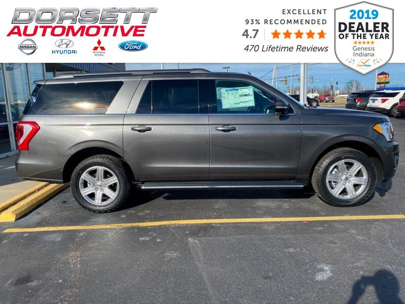 2020 Ford Expedition MAX XLT Marshall IL