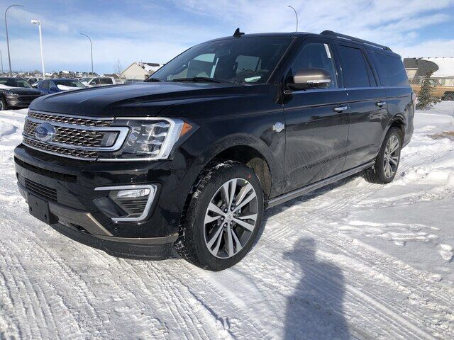 2020 Ford Expedition Max King Ranch Calgary AB