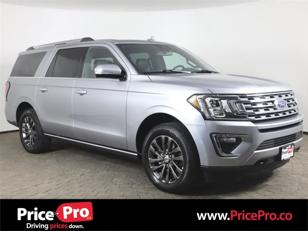 2020 Ford Expedition Max Limited 4x4 Ecoboost w/Nav/Pano Roof Maumee OH