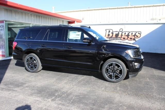 2020 Ford Expedition Max Limited 4x4 Fort Scott KS