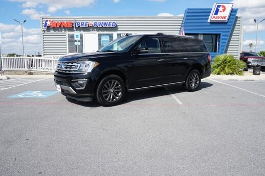 2020 Ford Expedition Max Limited Brownsville TX