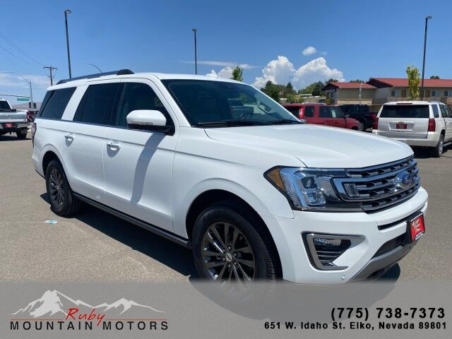 2020_Ford_Expedition Max_Limited_ Elko NV