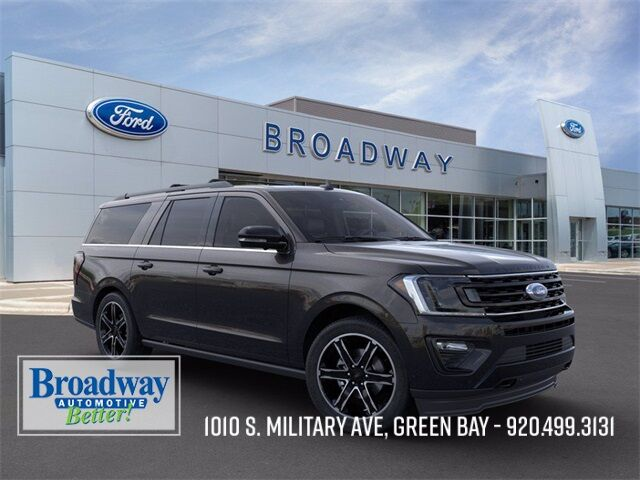 2020 Ford Expedition Max Limited Green Bay WI