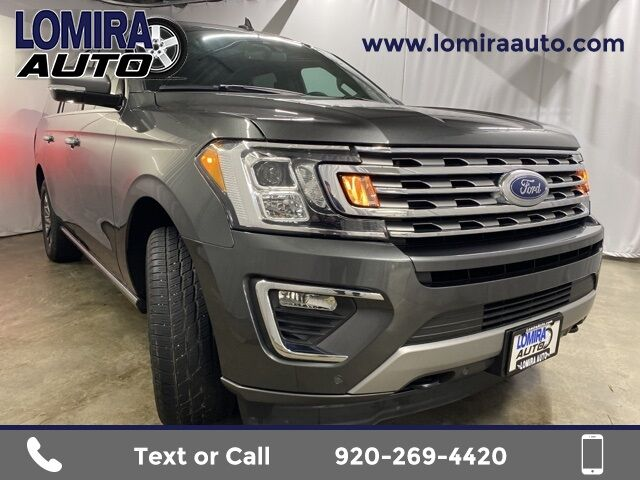 2020 Ford Expedition Max Limited Lomira WI
