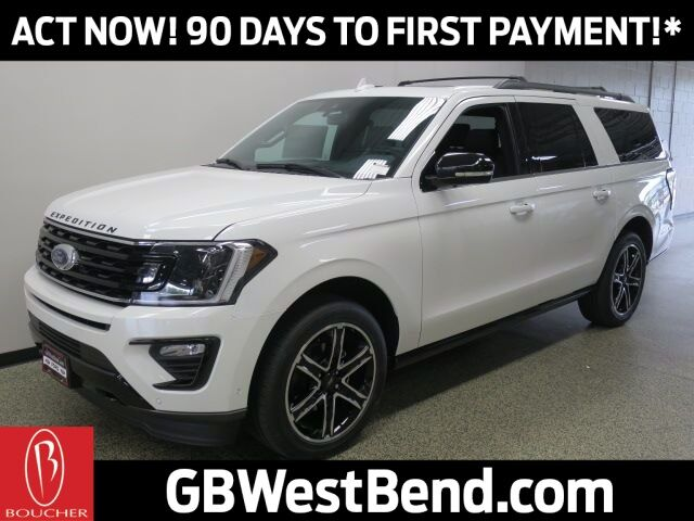 2020 Ford Expedition Max Limited West Bend WI