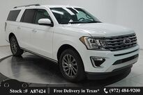 Ford Expedition Max Limited NAV,CAM,CLMT STS,BLIND SPOT,3RD ROW 2020